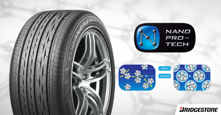 Bridgestone NanoProTech