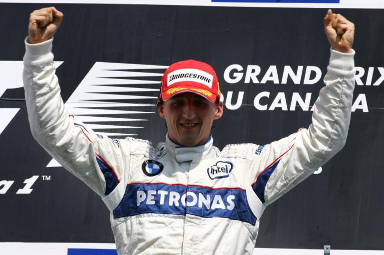 Robert Kubica Canada GP