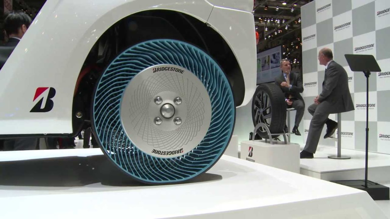 Bridgestone airfree