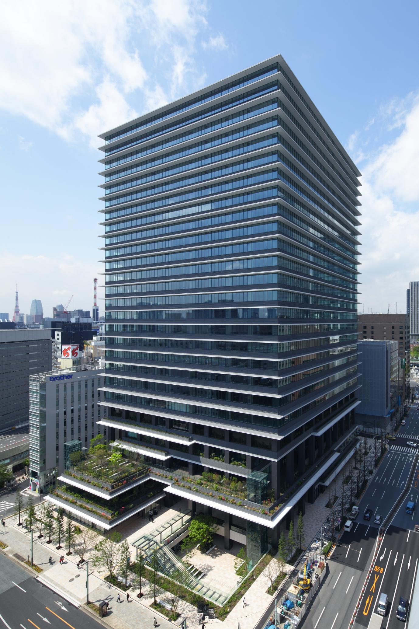 Główna siedziba Bridgestone w Tokio