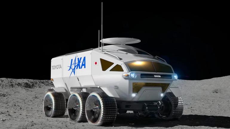 Bridgestone Lunar Cruiser